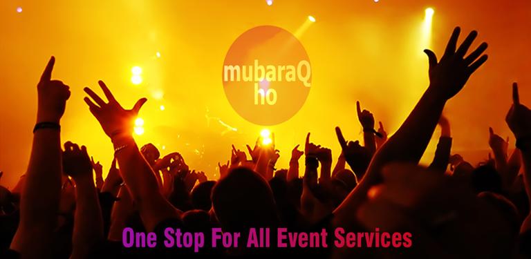 Promo PARTY MUBARAQ HO